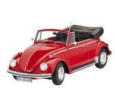 Maquette voiture - VW Beetle Cabriolet 1970 - REVELL-07078