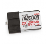 Dynamite Reaction Air 3.7V 250mAh 1S 20C LiPo
