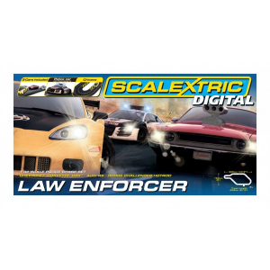 Circuit Digital Law Enforce Scalextric - SCA1310P