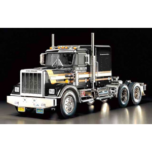 King Hauler Black Edition 1/14e Tamiya 56336