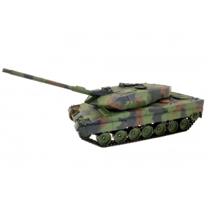 Char Leopard 2 A6 RC 1/16 Complet (Son et fumee) - 3889-1