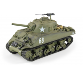 Sherman M4A3 US Son et Fumee (bille 6mm) [3898-1]