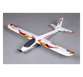 Planeur RC FMS Fox RTF 800mm Mode 1  - FMS068M1-TBC