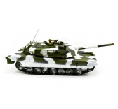 Tank M1A1 Abrams Hobby Engine Premium Line 2.4Ghz Hiver - HE0711W