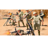 BRITISH 8th ARMY WWII - Revell - 02617