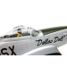 P-51D AS3X MUSTANG BNF Basic E-FLITE