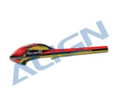 HF5019-Speed Fuselage T-rex 500E blanc/rouge - Align - HF5019-COPY-1