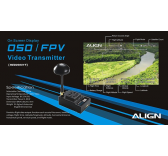 OSD + Video Digital Transmitter - Align - HED00001T