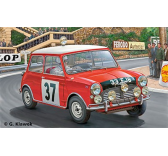 Model Set Mini Cooper Winner Rally Monte Carlo 1964 - Revell - 67064