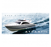 Yacht Atlantic RTS 2.4Ghz - Thunder Tiger - T5128-F13