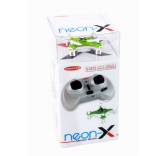Neon-X Quadcopter Green (Mode 2)