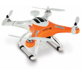 Quattro-X Quadcopter (Mode 2)