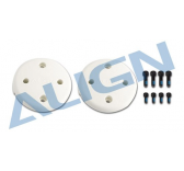 M480017XX Couvre rotor blanc - Align - M480017XX