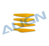 "MD0703D Helices 7"" jaunes - Align - MD0703D"