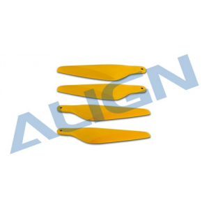 MD0703D Helices 7  jaunes - Align - MD0703D
