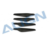 MD0753A Helices 7.5  noires - Align - MD0753A