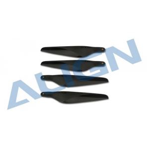 "MD0753A Helices 7.5"" noires - Align - MD0753A"