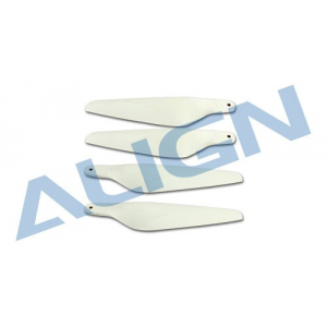 MD0753B Helices 7.5  blanches - Align - MD0753B