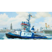 Harbour Tug Boat Fairplay I,III,X - Revell - REV-05213