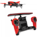 BeBop Drone + SkyController Parrot Rouge - PF725100