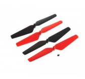 Dromida Set Helices Rouge - Noir DIDE1111