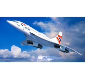 Concorde British Airways - Revell - REV-04997