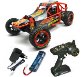 SandMaster 1/10EP Buggy KT200 T4 Noir ReadySet - Kyosho  - K.30831T4RS