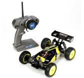 Team Losi Buggy Mini 8IGHT Eight 1/14 Brushless RTR Losi Noir