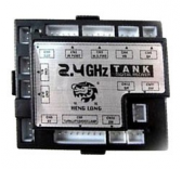 MODULE MULTI-FONCTION CHAR 1:16 6 2.4GHZ - Heng-Long