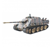 CHAR RC JAGDPANTHER COMPLET METAL 2.4GHZ 1/16 + (BRUIT/FUMEE) - TG3869-B