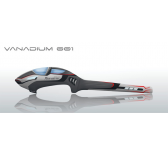 Speed Fuselage Vanadium Grey T-rex 450L Dominator Align - HWA-SPT450L-IDEA05