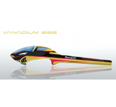 Speed Fuselage Vanadium 002 T-rex 450L Dominator Align - HWA-SPT450L-IDEA04