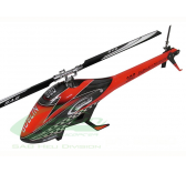 GOBLIN 380 RED/BLACK - SAB HELICOPTERS - GOB-SG380