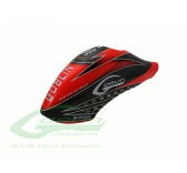 RED/BLACK CANOPY - H0545-S