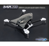 MR200 Micro Quad Copter Chassis Kit (kit conversion 200QX) - Blade 200QX - MR200KIT-TW