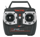 Radio Tactic - TTX410 4 voies 2.4GHz SLT Tx/Rx Mode 2