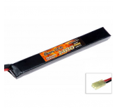 Gens Ace 1400mAh 7.4V 20C 2S1P Airsoft Lipo Battery - B-20C-1400-2S1P-Asoft