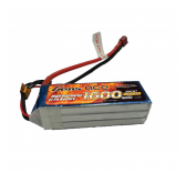 Gens Ace 1600mAh 11.1V 40C 3S1P Lipo Battery Pack