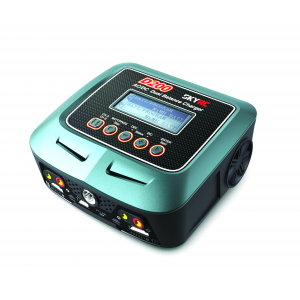Chargeur D200 AC/DC 2 sorties 200-300W + fer a souder SkyRC
