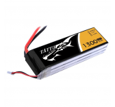 TATTU 1300mAh 11.1V 45C 3S1P Lipo Battery Pack