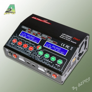 Chargeur 120AC DUO AC/DC A2Pro