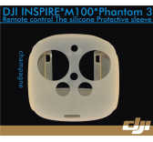 PROTECTION SILICONE CHAMPAGNE POUR TELECOMMANDE INSPIRE 1 / PHANTOM 3