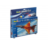 Model Set F-16 Mlu Solo Display - 63980