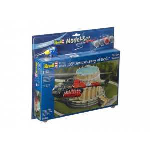 Model Set BO 105 Fly Out Paintin - 64906