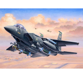 F-15E STRIKE EAGLE & bombs Revell - REV-03972