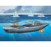 German Submarine TYPE IX C/40 (U190) Revell - REV-05133
