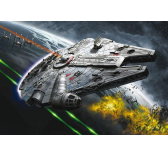 Star Wars Faucon Millenium 1/164 REVELL - REV-06752