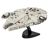 STAR WARS FAUCON MILLENIUM 1/241 REVELL - REV-03600