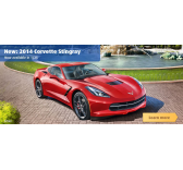 Corvette Stingray 2014 Revell - REV-07060