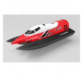 Bateau RC VOLANTEX Claymore Mini RTR RED/BLACK  - V795-2R